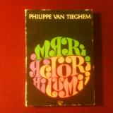 Philippe van Tieghem Mari actori ai lumii - Carte Cinematografie
