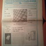 Ziarul magazin 7 aprilie 1990