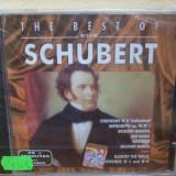 SCHUBERT  - THE BEST OF  (CD) SIGILAT!!!