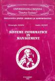 SISTEME INFORMATICE IN MANAGEMENT - Gheorghe Sabau, Vasile Avram, Alta editura