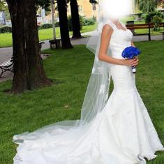 Rochie de mireasa, model unicat 2013, Rochii de mireasa sirena