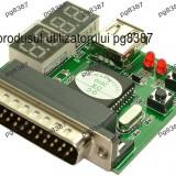 Placa defectiuni PC, debug card, placa diagnoza PC - 130676