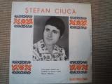 Stefan ciuca cate pasari codrul are disc vinyl single muzica populara folclor, VINIL, electrecord
