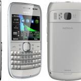 Vand Smartphone Nokia E6 White - Telefon mobil Nokia E6, Alb, Neblocat