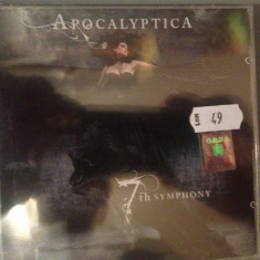APOCALYPTICA - 7th SYMPHONY (2010 /UNIVERSAL MUSIC/GERMANY)- cd nou/sigilat/ROCK - Muzica Rock universal records