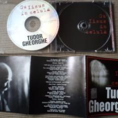 Tudor Gheorghe Cu Iisus in celula album cd disc muzica folk religioasa 2005 - Muzica Religioasa