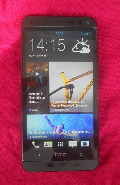 HTC ONE Black neverlocked foto mare