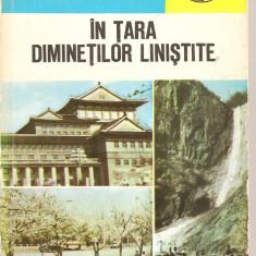 (C4215) IN TARA DIMINETILOR LINISTITE DE VICTOR BIRLADEANU, EDITURA ALBATROS, 1984, TIMPURI SI ANOTIMPURI IN COREEA SOCIALISTA - Carte de calatorie
