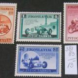 IUGOSLAVIA - AUTO - MOTO