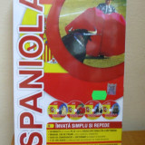 INVATA SIMPLU SI REPEDE SPANIOLA  (4 CD) (ALVio)  SIGILAT!!!
