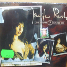 JENNIFER RUSH - THE HIT BOX (3 CD) (ALVio) SIGILAT!!! - Muzica Pop sony music