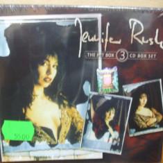 JENNIFER RUSH - THE HIT BOX (3 CD) (ALVio) SIGILAT!!! - Muzica Pop sony music