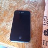 VADN iPhone 4 Apple 16GB CU GEVEY, ISI IA SINGUR SEMNALUL., Negru, Neblocat