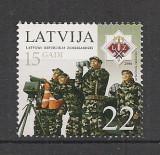 Letonia.2006 15 ani Armata   SL.246