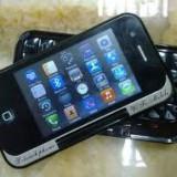 Vand urgent telefon DAPENG T3000/DUAL SIM - Telefon mobil Dual SIM, Negru, Neblocat, 3.2'', Smartphone
