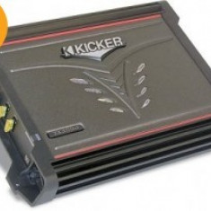 Amplificator auto Kicker ZX300.1