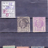 ROMANIA  VULTURI  =  LP 42 / 1885-1888