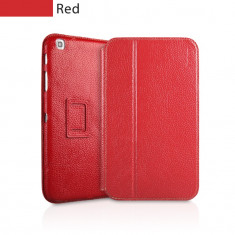 Husa Executive Case Piele Naturala Samsung Galaxy Tab3 8.0 T310 by Yoobao Originala Red - Husa Tableta