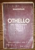 Carte - Shakespeare - Othello - Cinci acte in versuri