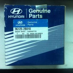 CASETOFON DECK ASSY CASSETTE AUTO HYUNDAI 96125-2B010;961252B010 - CD Player MP3 auto