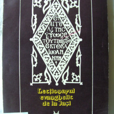 """LECTIONARUL EVANGHELIC DE LA IASI"", Grigore Pantiru, 1982. Carte noua, Alta editura"
