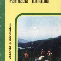 FARMACIA TURISTULUI de EMIL POPESCU - Carte Farmacologie