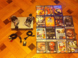 Sony Play Station 2 , 2 controllere, card memorie 32 mb 15 jocuri