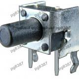 Push buton, 6x6x7 mm - 124377