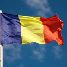 Steag Romania 150cmx90cm - Steag fotbal