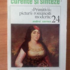 N4 Andrei Cornea - Primitivii picturii romanesti moderne
