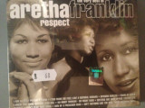 ARETHA FRANKLIN - RESPECT-THE VERY BEST OF(2cd BOX) - 2003/WARNER cd nou/sigilat