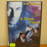A DOUA VIATA  (ALVio) (DVD) SIGILAT!!!