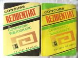 CONCURS REZIDENTIAT. COMPENDIU BIBLIOGRAFIC. Profil Medicina Generala, Vol. I+II, Alta editura