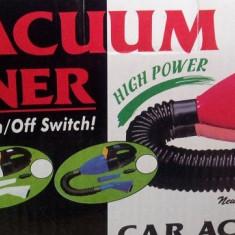 Aspirator auto High Power Vacuum !! Calitate foarte buna !!