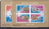 Romania , Medalii  olimpice Seul, Nr.lista 1212.