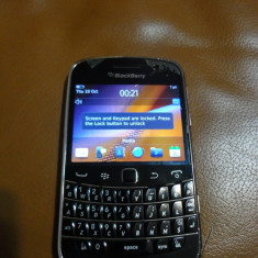 BlackBerry 9900 Bold - Telefon mobil Blackberry 9900, Negru, Neblocat