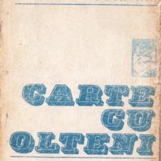 CARTE CU OLTENI de ILIE PURCARU, Alta editura