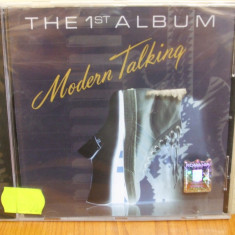 MODERN TALKING - THE 1 ST ALBUM (CD) SIGILAT!!! - Muzica Pop