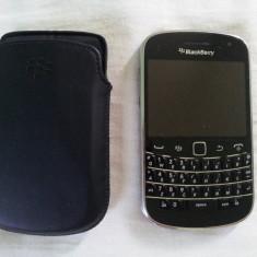 BlackBerry 9900 - Telefon mobil Blackberry 9900, Negru, Neblocat