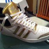 Vand Sneakers Adidas Dama - Ghete dama Adidas, Alb, 38 2/3