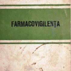 FARMACOVIGILENTA (1983) - Carte Farmacologie
