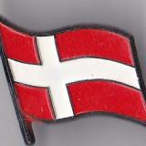 Insigna Steag Danemarca