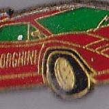 Insigna Auto LAMBORGHINI COUNTACH