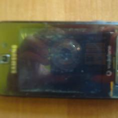 Samsung sgh 480i - Telefon Samsung, Gri, Neblocat, Touchscreen, 5 MP, Micro SD