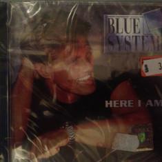 BLUE SYSTEM - HERE I AM (1997/BMG ARIOLA MUSIC/GERMANY) - CD NOU/SIGILAT