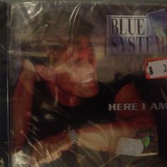 BLUE SYSTEM - HERE I AM (1997/BMG ARIOLA MUSIC/GERMANY) - CD NOU/SIGILAT - Muzica Pop