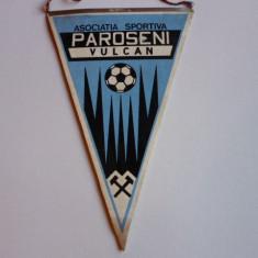 Fanion fotbal AS PAROSENI VULCAN