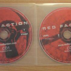 Red Faction (2 CD) - Joc PC Thq, Shooting, 18+, Single player