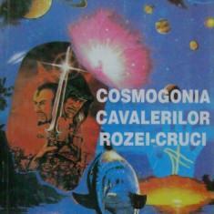 Ioan Pintea - Cosmogonia Cavalerilor Rozei-Cruci - Carte masonerie
