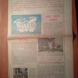 Ziarul magazin 4 ianuarie 1981-mesajul de anul nou a lui ceausescu